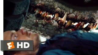 Jurassic World (2/10) Movie CLIP - It's In There With You (2015) HD
