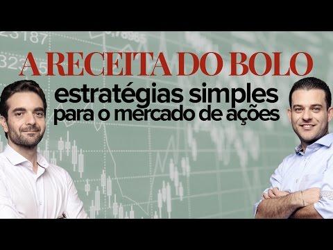 A Receita do Bolo Estratégias Simples para o Mercado de Ações