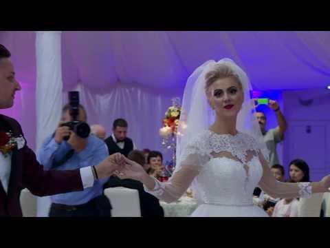 Nunta 2016 Andra si Adrian (Tinu Veresezan-dansul mirilor)