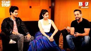 Dhadak | Janhvi Kapoor, Ishaan Khattar | B4U Star Stop | B4U Entertainment