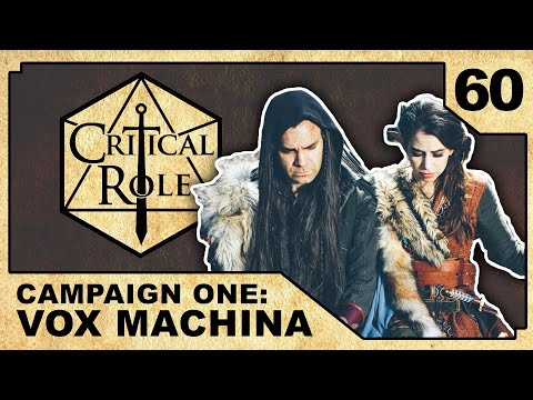 Heredity and Hats (LIVE) | Critical Role RPG Show Episode 60