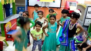 Cham cham song dance
