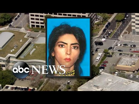 Xxx Mp4 YouTube Shooting What Happened Before Female Suspect Carried Out Her Attack 3gp Sex
