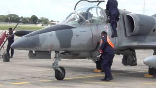 RTAF L-39 @ Butterworth air base 2014.