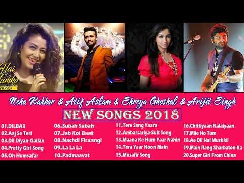 Xxx Mp4 The Best Of Neha Kakkar Amp Atif Aslam Amp Shreya Ghoshal Amp Arijit Singh 2018 Romantic Hindi Song 2018 3gp Sex