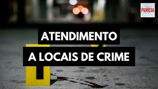 Atendimento a Locais de Crime   Canal de Perícia