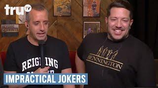 Impractical Jokers - No Disrespect, We Good? (Deleted Scene) | truTV