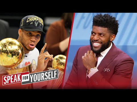 Giannis is the best player in the world after GM 6 performance — Acho NBA SPEAK FOR YOURSELF