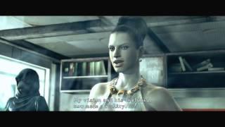 24. Resident Evil 5 Walkthrough - Professional Difficulty - Chapter 5-2 Uroboros Mkono Boss