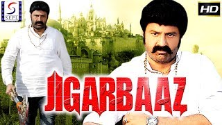 Jigarbaaz - Full 2018 Dubbed Action Hindi Movie l Balakrishna Ramya Krishna Sakshi Radhika