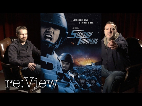 Starship Troopers re View