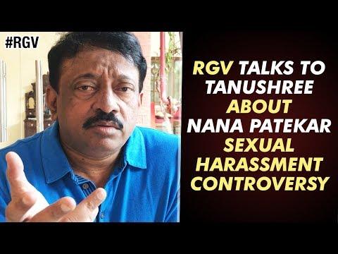 Xxx Mp4 RGV Talks To Tanushree About Nana Patekar Sexual Harassment Controversy Ram Gopal Varma 3gp Sex