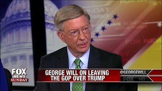 George Will Responds to Trump