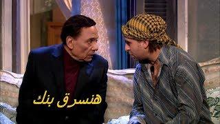 """كوميديا عبد الجليل مع عادل إمام """" ان شاالله يكون في ميدان لبنان 😂 """" #ناجي_عطاالله"""