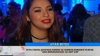 Ryza Cenon, nagpaka-daring sa horror-romance film na 'Ang Manananggal sa Unit 23B'