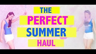 GIVEAWAY    TRY ON SUMMER HAUL   