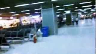 dhaka airport departure lounge pillars