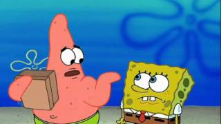 SpongeBob Look At me Now