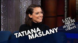 Tatiana Maslany And Stephen Both Love
