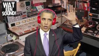Mooi Wark feat. de Zender Obama & Wim van Poar Neem'n - Probleem'...? - Officiële Videoclip