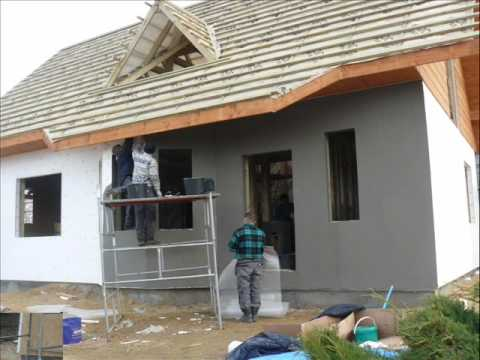 Budowa domu metodą kanadyjską szkieletową