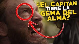¿El Capitán América tiene la gema del Alma? EXPLICACIÓN