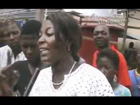 Congo Info Vidéo Pasi na pasi na Kinshasa bolanda qui vivra vera mawa mboka ekufi