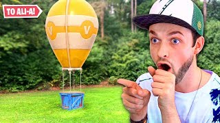 I opened a REAL LIFE Supply Drop! (WHAT