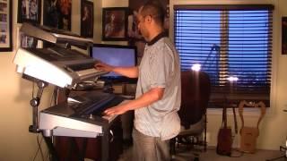 Ethiopian Music Abby Lakew Desta Keremela cover by Yoseph Tamrat