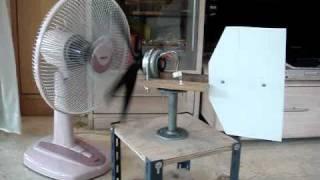 Small Wind Turbine 6 Blade