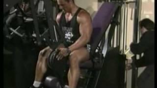 Mike Mentzer's HIT: Legs - Part II