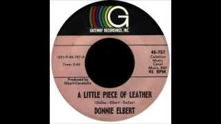 A Little Piece Of Leather  Donnie Elbert