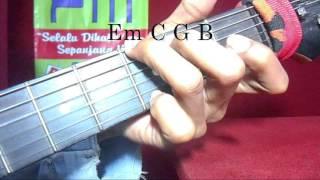 KUNCI GITAR - Baby I Love You - Daus Mini - OST Opening Kembar MNC