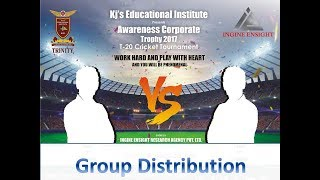 Awareness Corporate Trophy 2017|Group distribution announcement|KJEI|i-ERA