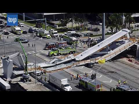 Xxx Mp4 Here S How The Collapsed South Florida Bridge Was Built 3gp Sex