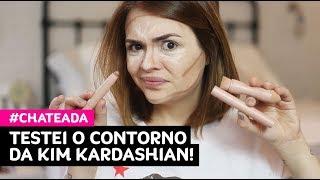 Testados: kit de contorno e iluminação da Kim Kardashian • Karol Pinheiro