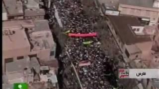 Iran: US Censors Iran Rally آمریکا: سانسور اخبار حماسه حضور ایران
