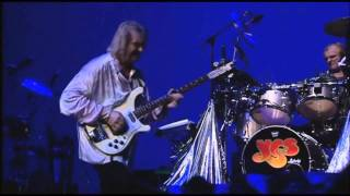 Yes In Birmingham (2003) Part 11- Long Distance Runaround & Whitefish