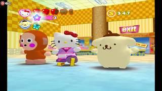 Hello Kitty Roller Rescue / Nintendo Gamecube / Gameplay #3