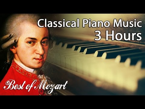 Mozart Piano Study Music Playlist Classical Music Studying Concentration Relaxation Reading