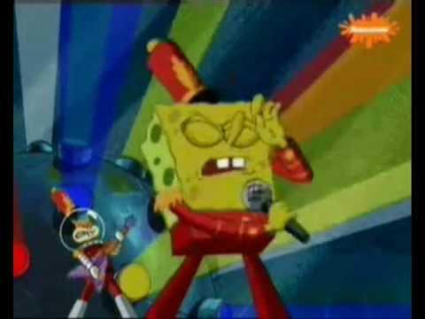 Spongebob We Will Rock You