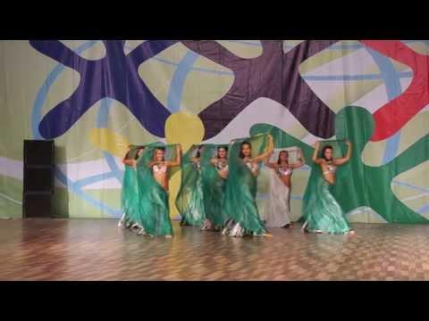 ЕNSEMBLE NERIMEN/ CHOREOGRAFER OLGA NOUR, X World Dance Olympiad