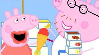 Peppa Pig English Episodes | Is Daddy Pig Playing Football or Eating Ice Cream? | Peppa Pig Official