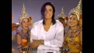 The Girl Is Mine - Michael Jackson (Ft. Paul McCartney) MV