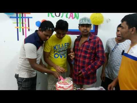 Rumans Birthday