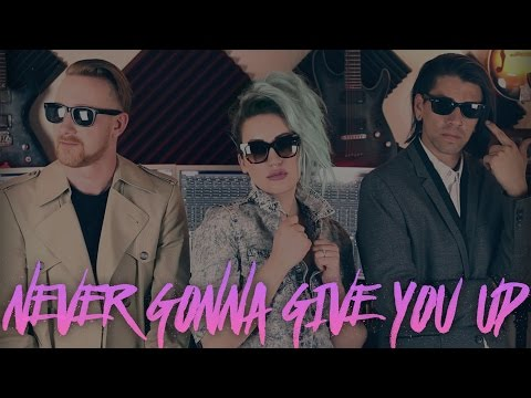 Rick Astley Never Gonna Give You Up Cover by The Animal In Me