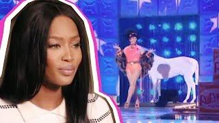 Naomi Campbell on RuPaul's Drag Race All Stars 3