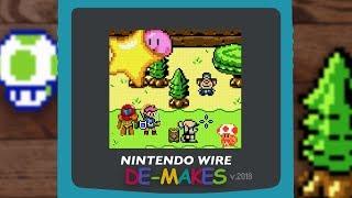 Nintendo De-Make Compilation 2018 (Zelda, Smash Bros., and More!)