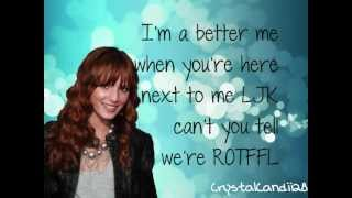 Bella Thorne- TTYLXOX [Lyrics on Screen]