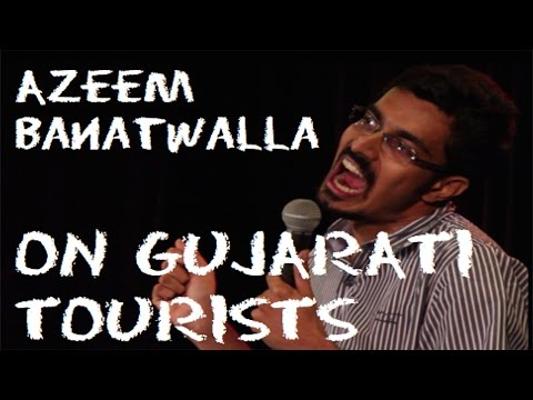 EIC: Azeem Banatwalla on Gujarati Tourists